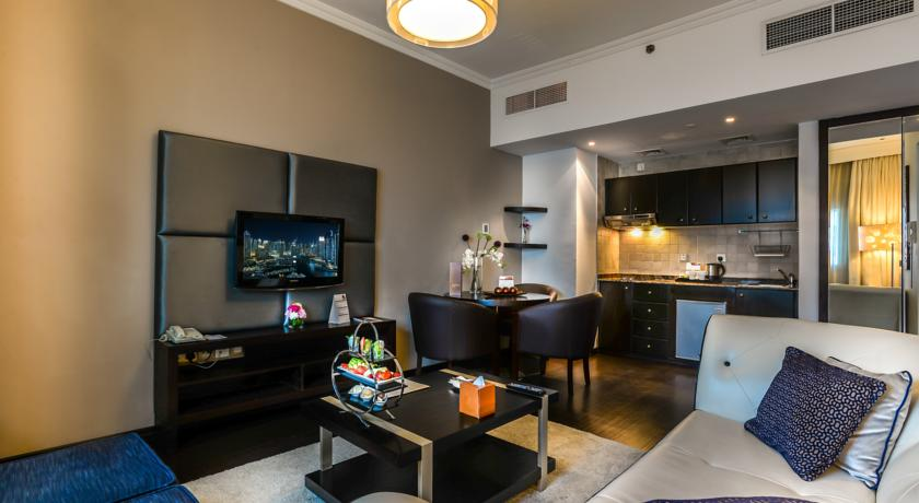 First Central Hotel Apartments 4* lux+ - Al Barsha